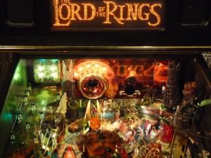 lotr pin dmd glare