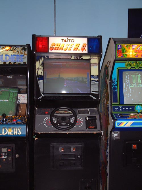 Phoenix Nest Classic Video Arcade and Pinball